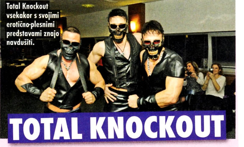 Revija Nova Total knockout