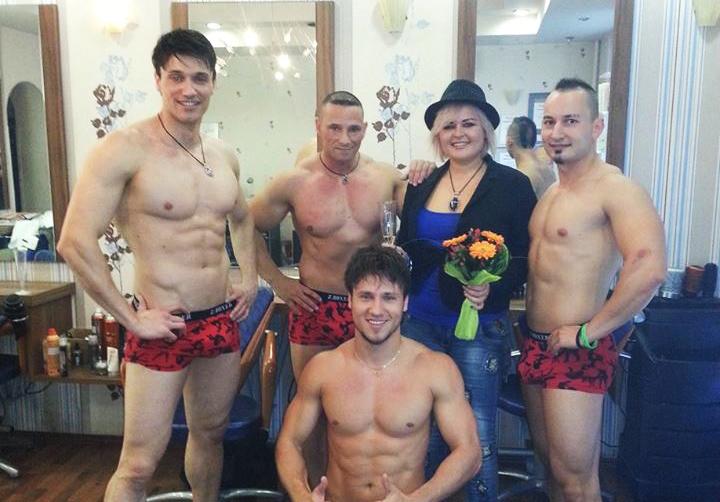 Striptizerji Vid in Pero show