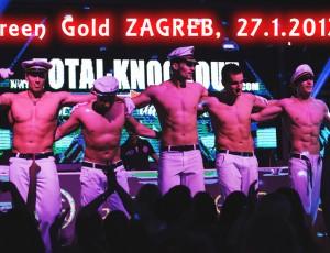27.1.2017 Show u Green Gold clubu Zagreb