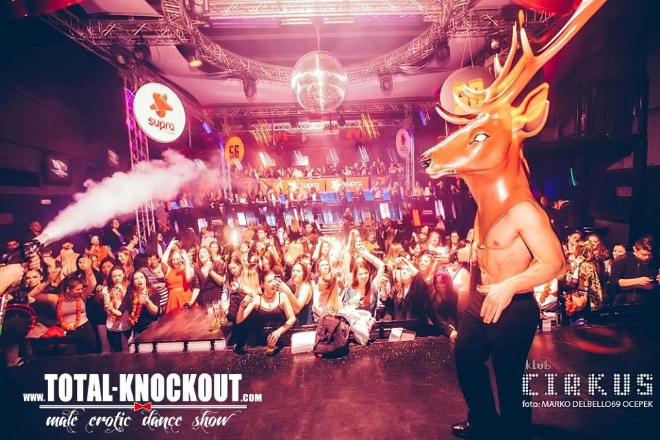 cirkus klub erotic show