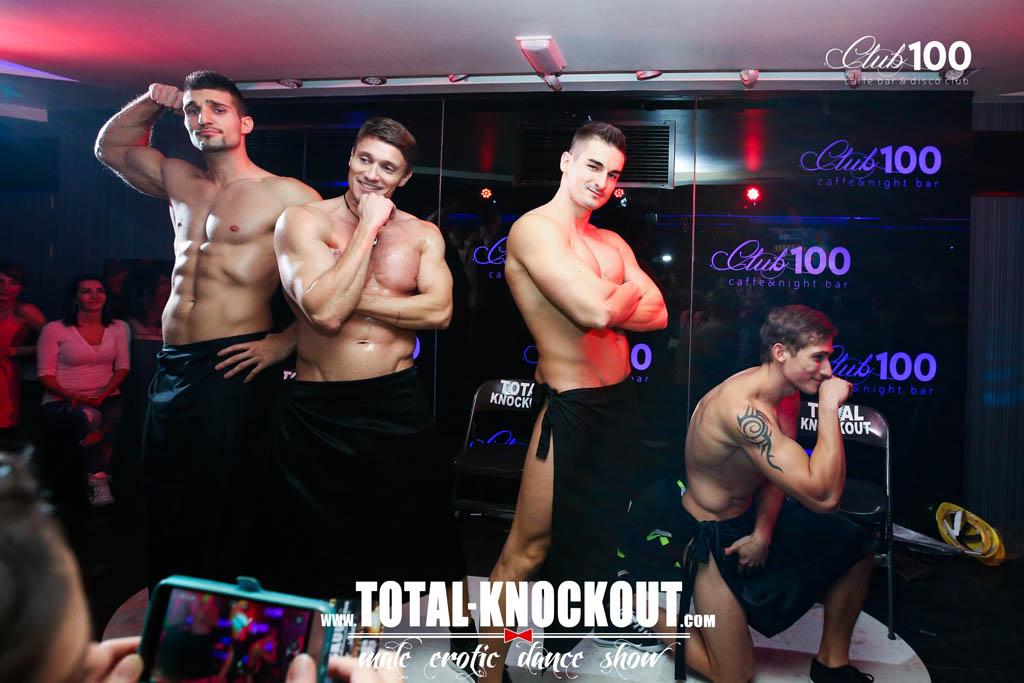 club 100 erotic show