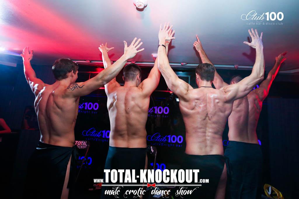 club 100 striperi