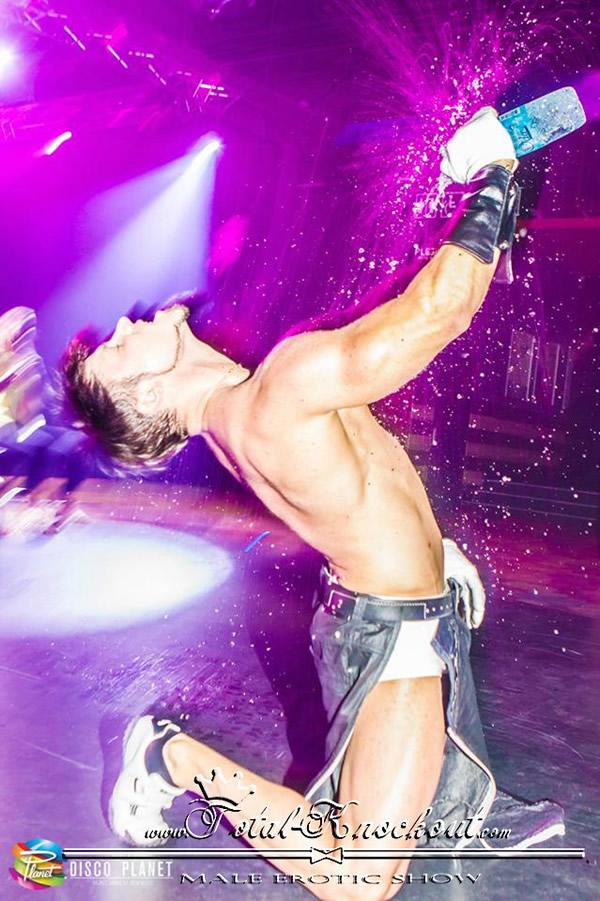 Deeno Moški striptiz