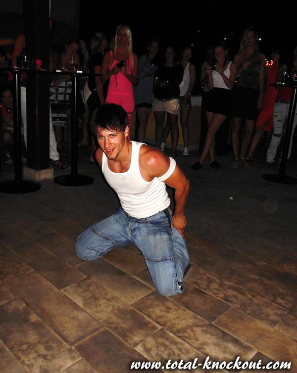 Deeno Striptizer