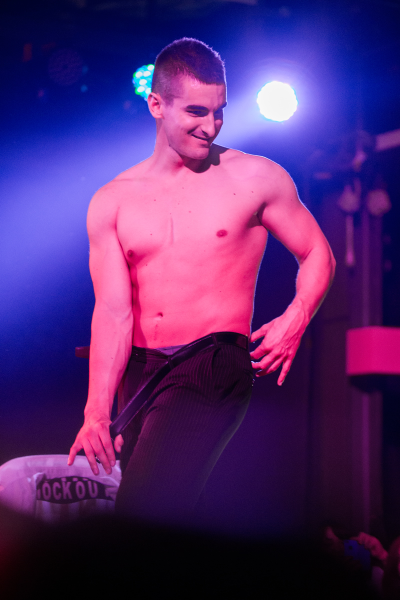 Kamenko striptizer