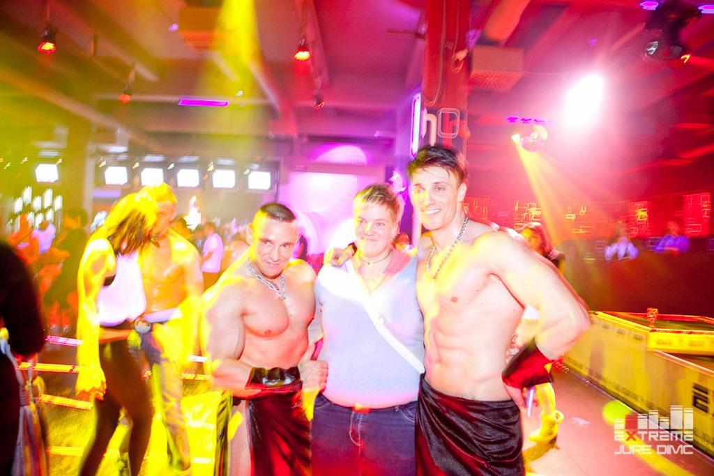 cirkus klub program