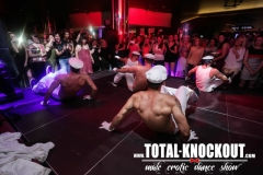 Zagreb - Magic Mike show 2015 premiera